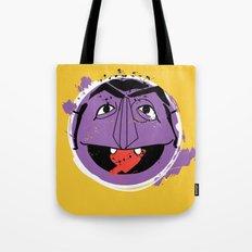 Count Splatt Tote Bag