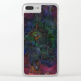 The Island Of Doctor Moreau - Part 1 -002 Clear iPhone Case