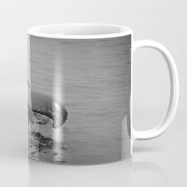 in the waves Coffee Mug