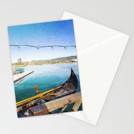 Lake Merritt Gondola Stationery Cards