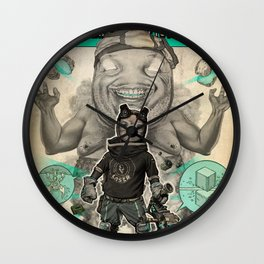 the leftovers Wall Clock
