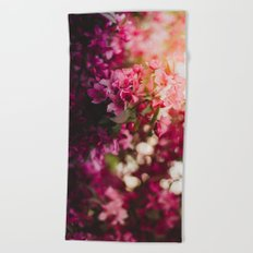 Beauty of Spring II Beach Towel