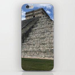 Mexico chichen itza iPhone Skin
