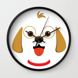 Who let the dogs out Wall Clock