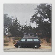 Volkswagen Vanlife 1 Canvas Print