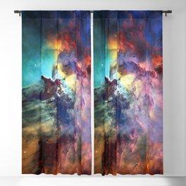 Lagoon Nebula Blackout Curtain