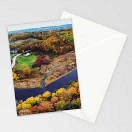 Acacia Valley Panorama Stationery Cards