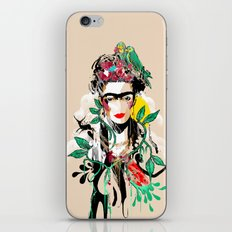 The Art of Frida Kahlo iPhone Skin