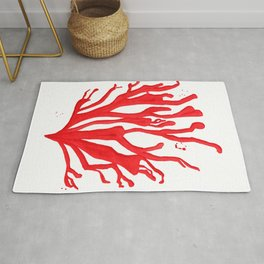 Red Coral no. 1 Rug