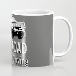 Off Road 4 Wheel Driving Coffee Mug