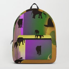 ODE TO MAGRITTE Backpack