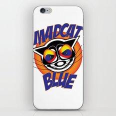 MadCat Blue iPhone & iPod Skin