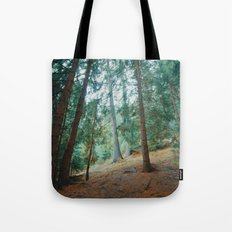 into the woods 01 Tote Bag