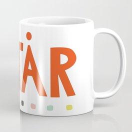 Påtår funky Coffee Mug