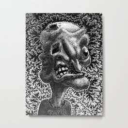 The Exorcist Metal Print