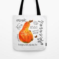 Watercolor pumpkin Tote Bag