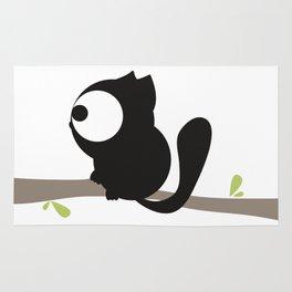 Tree cat Rug