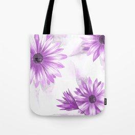 Watercolor Gerbera IV Tote Bag