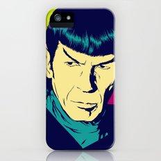Spock Logic Slim Case iPhone SE