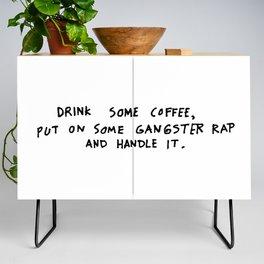 Coffee Credenza