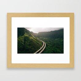 H-3 Hawaii Framed Art Print