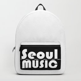 Seoul Music II Backpack