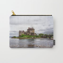 Castle on the Loch Carry-All Pouch
