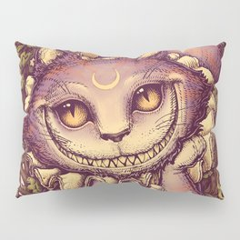 Cheshire Cat Pillow Sham