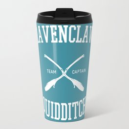Hogwarts Quidditch Team: Ravenclaw Travel Mug