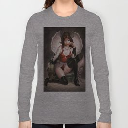 Persephone in the Underworld Long Sleeve T-shirt