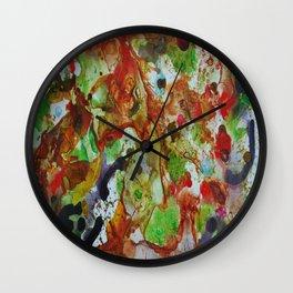 GLTCH! Wall Clock
