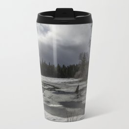An Intricate Landscape Travel Mug