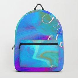 Sweet Sassy Cute & Classy Backpack