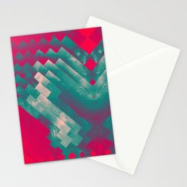 frysyn pyssxyn Stationery Cards