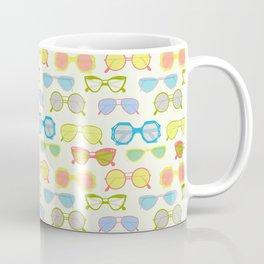Summer sunglasses Coffee Mug
