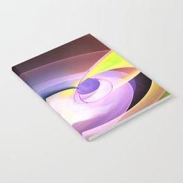 Silk Fantasy Notebook