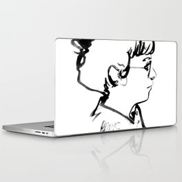 Leslie Laptop & iPad Skin