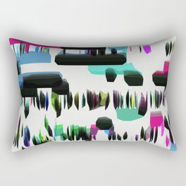 Go To The Party Rectangular Pillow