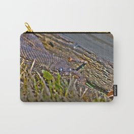 Blind Snake Carry-All Pouch