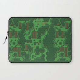 Gamers Have Hearts - The Lost Link Laptop Sleeve
