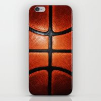 lakers iPhone & iPod Skins featuring Basketball by alifart