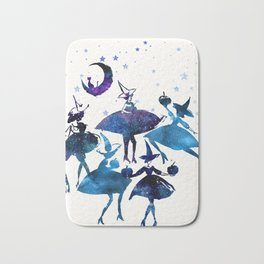 Dance with the Witches Bath Mat