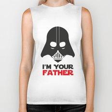 Darth Vader, Father, Wars Biker Tank