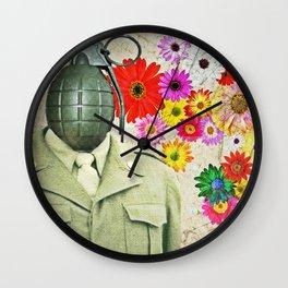 It Sinks In Wall Clock