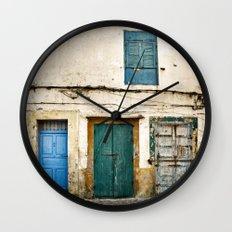 the doors Wall Clock