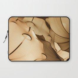 Elastic Waves Laptop Sleeve