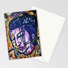Samurai Scorn Stationery Cards