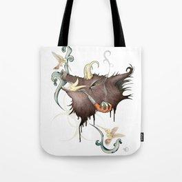 DemonBoar Tote Bag
