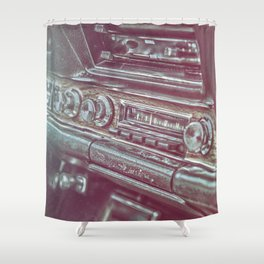 '69 GTO Shower Curtain