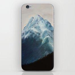 Snow Mountain iPhone Skin